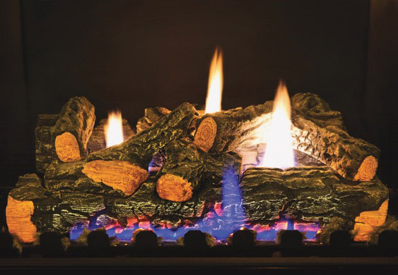 Gas fireplaces are more than just heat