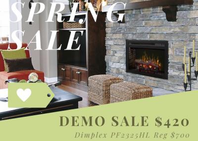 Spring Sale PF2325HL